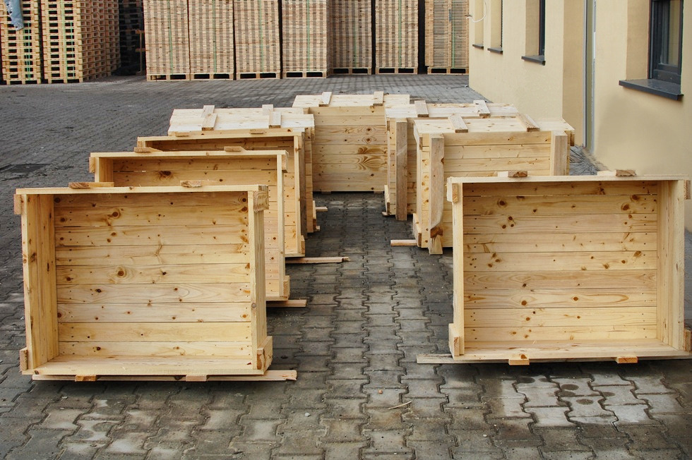 Timber packages